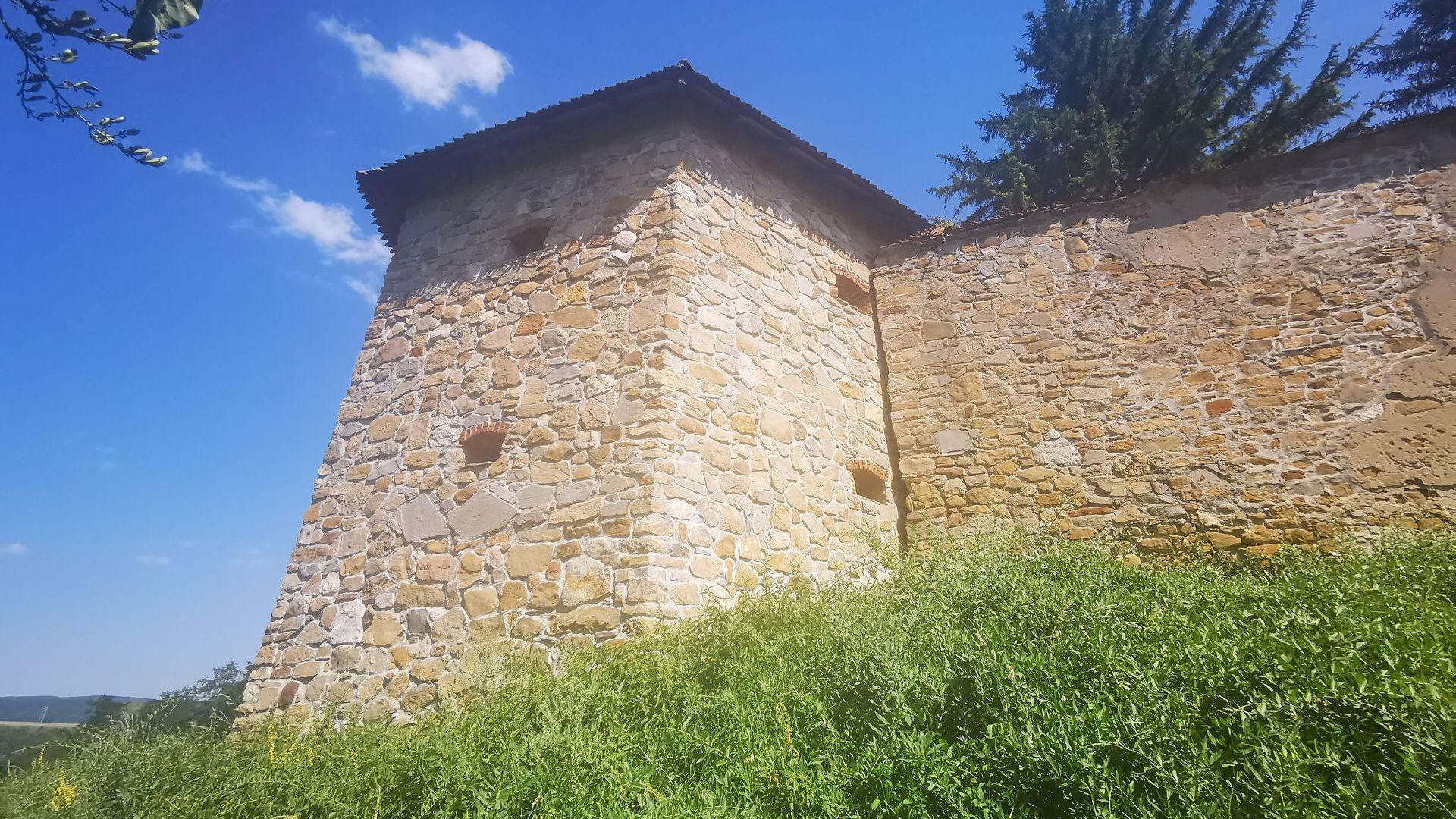 Biserica fortificată din Ilieni