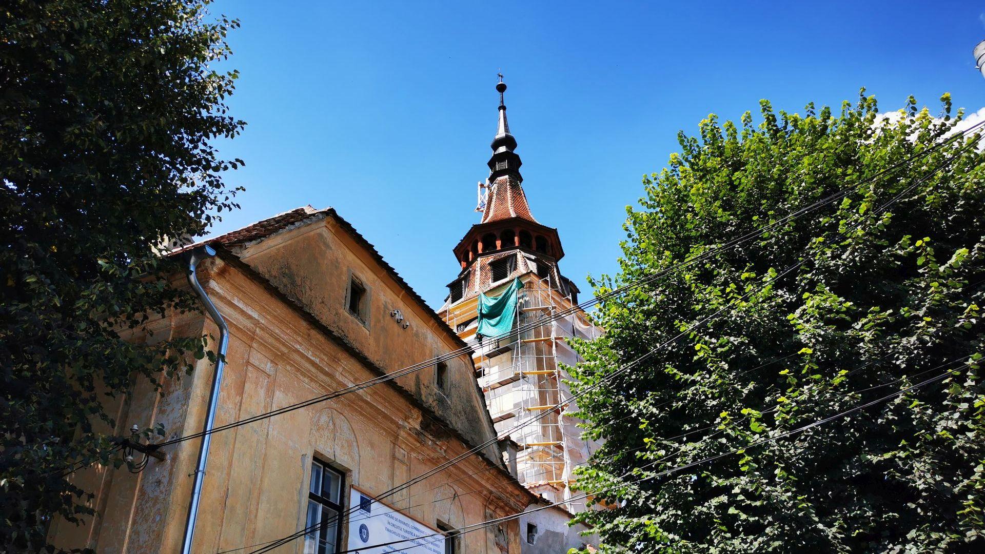Biserica din Sînpetru