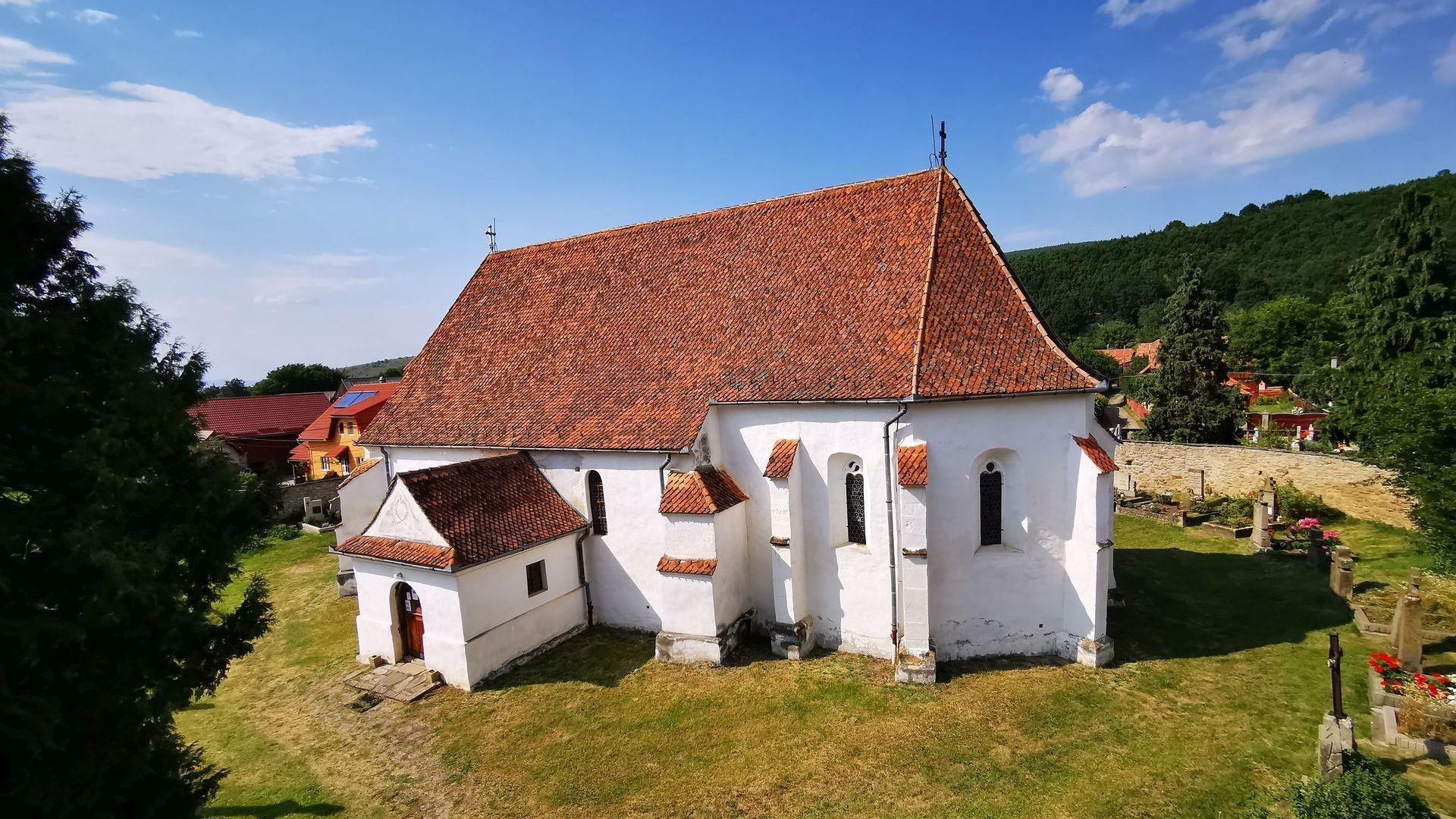 Biserica fortificată Sf. Emeric din Ghelnița
