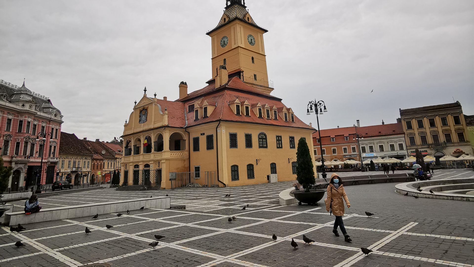 Casa Sfatului, Brașov - cu un muzeu în ea